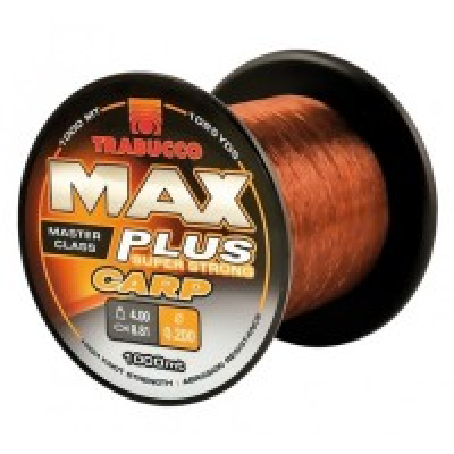 Fir Monofilament Trabucco Max Plus Carp 1000m