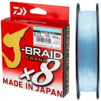 Fir Textil Daiwa J-Braid Grand X8, Albastru, 135m