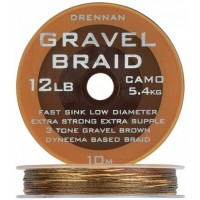 Fir Textil Drennan Gravel Braid, 10m