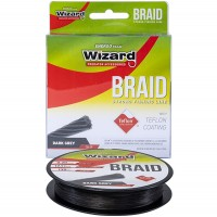 Fir Textil EnergoTeam Wizard Braid, Dark Grey, 135m