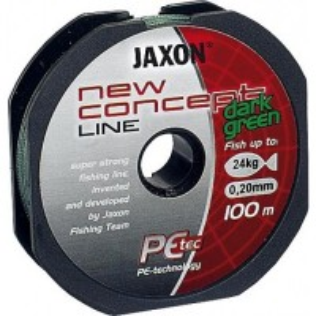 Fir Textil Jaxon Concept Line Verde 250m