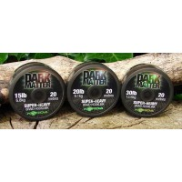 Fir Textil Korda Dark Matter Super-Heavy Braid Hooklink, 20m