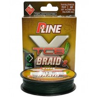 Fir Textil P-Line X TCB 8 Braid Teflon, Green, 270m