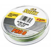 Fir Textil Sufix Performance Pro 8 Green, 275m