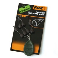 Fox Edges Tungsten Line Guard Beads, 8buc/plic