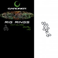Gardner Large Oval Rig Rings