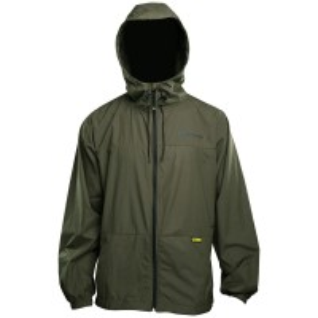 Geaca cu Gluga RidgeMonkey APEarel Dropback Lightweight Hydrophobic Jacket