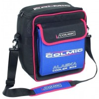 Geanta Colmic Alaska Cool Red Elite, 36x29x18cm