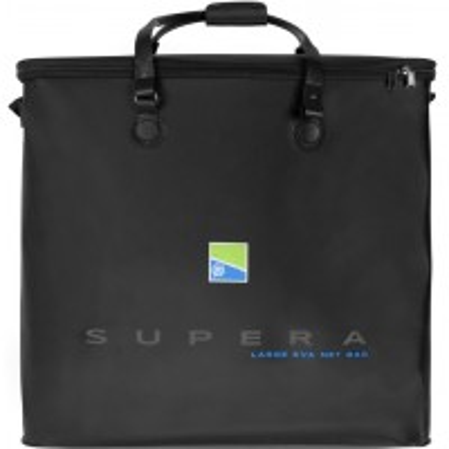 Husa pentru Juvelnic Preston Supera Large EVA Net Bag, 66x60x25cm