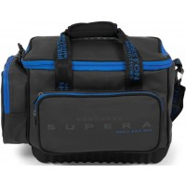 Geanta Preston Hardcase Supera Small Bait Bag, 28x42x30cm