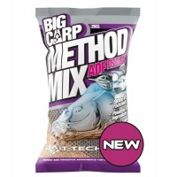 Groudbait Bait-Tech Method Mix Big Carp ADF Fishmeal, 2kg
