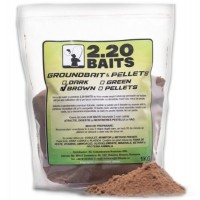 Groundbait 2.20Baits Brown, 1kg