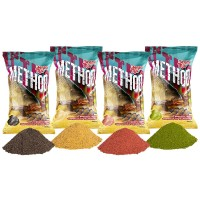 Groundbait Benzar Mix Method Mix, 800g