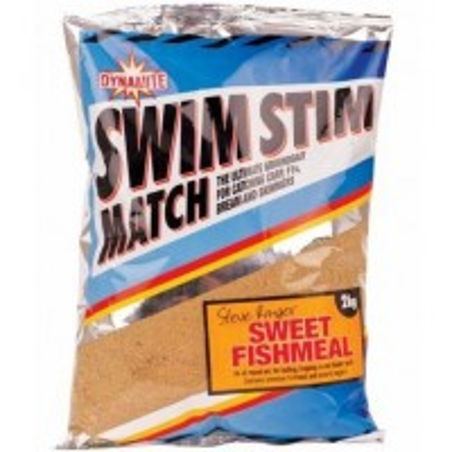 Groundbait Dynamite Baits Swim Stim Match, 2kg