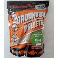 Groundbait Feeder-X Super Carp Green, 800g