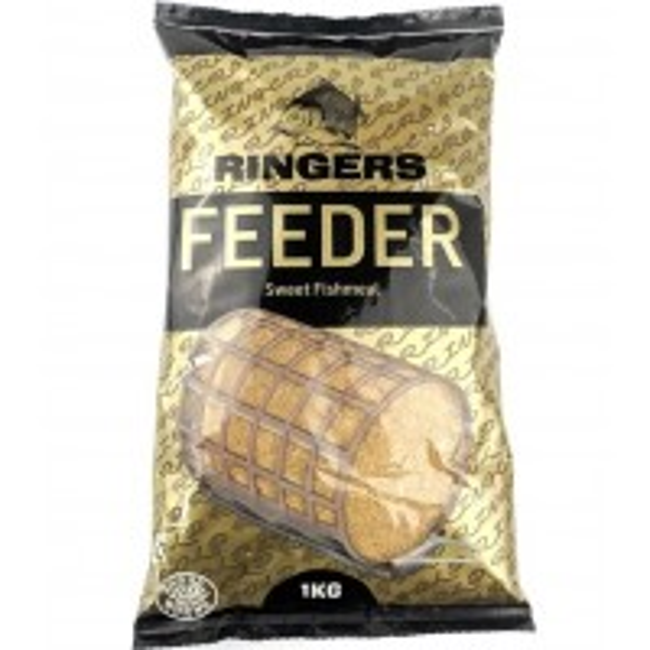 Groundbait Ringers Feeder Sweet Fishmeal, 1kg