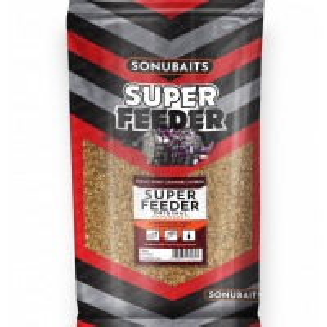 Groundbait Sonubaits Super Feeder, 2kg