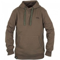 Hanorac Fox Chunk Ribbed Hoody Khaki