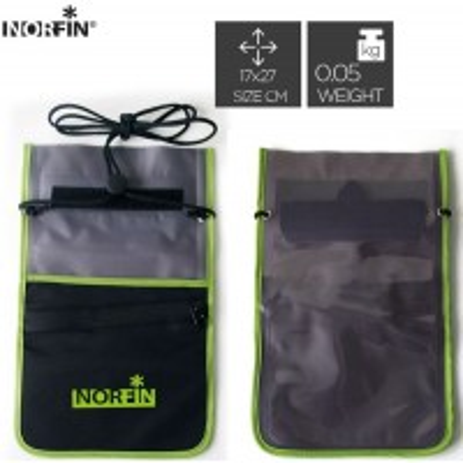 Husa Protectie Norfin Dry Case 03, 17x27cm