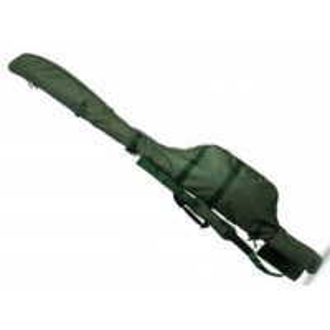 Husa Shimano Tribal Compact Rod Sleeve, 4 Lansete, 205x35x33cm