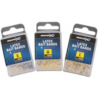 Inele Elastice Matrix Latex Bait Bands, 100buc/plic
