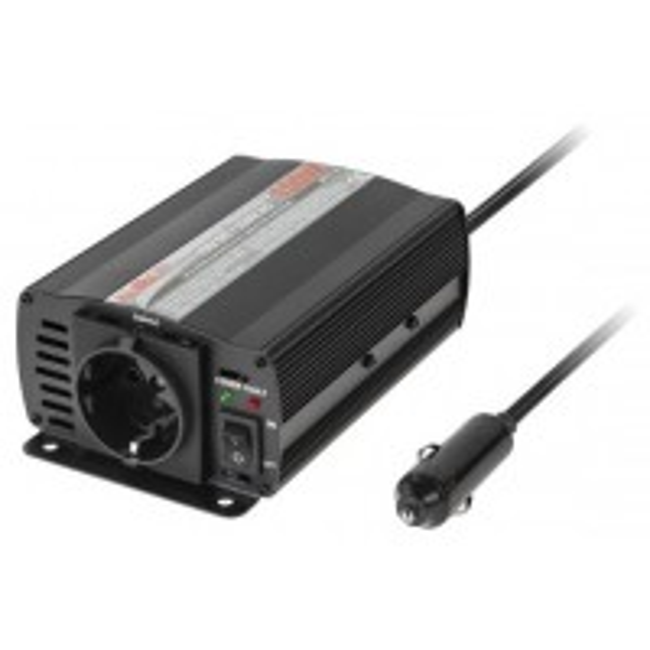 Invertor Kemot de la 12V la 220-230V, maxim 150W