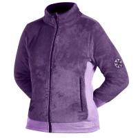 Jacheta Femei Norfin Fleece Moonrise Violet