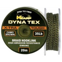 Fir Textil K-Karp Dyna Tex X-Tra Tough, Camo Brown, 20m