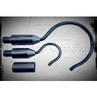 Kit carlige + Adaptor ICC Line Rescuing Hook Set