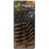 Kit FOX Angled Drop Off Run Rig Camo, 3x6buc/set