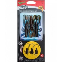 Kit Fox Rage Texas Critter, 0.27mm/10g/1.0m, 3buc/blister