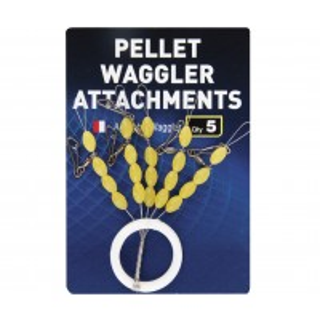 Kit Opritoare + Agrafe Rapide Matrix Pellet Waggler, 5buc/set