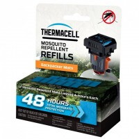 Kit Refill Backpacker Mat-Only 48hours pentru Dispozitivele Anti-tantari Thermacell