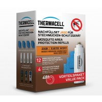 Kit Reincarcare pentru Dispozitive Anti-Tantari ThermaCELL Refill E4 Earth Scent