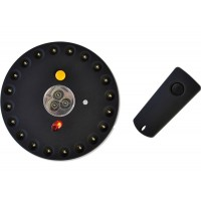 Lampa Cort Carp Spirit Remote Control Bivvy Light cu Telecomanda