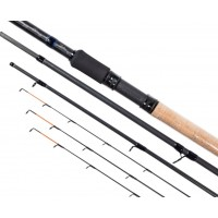 Lanseta Shimano Aero X5 Distance Feeder Rod 13ft, 3.96m, 90g, 3+3buc