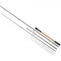Lanseta Shimano Aero X5 Precision Multi Feeder Power Feeder Rod 9-11ft, 2.743.35m, 60g, 2+1+3buc