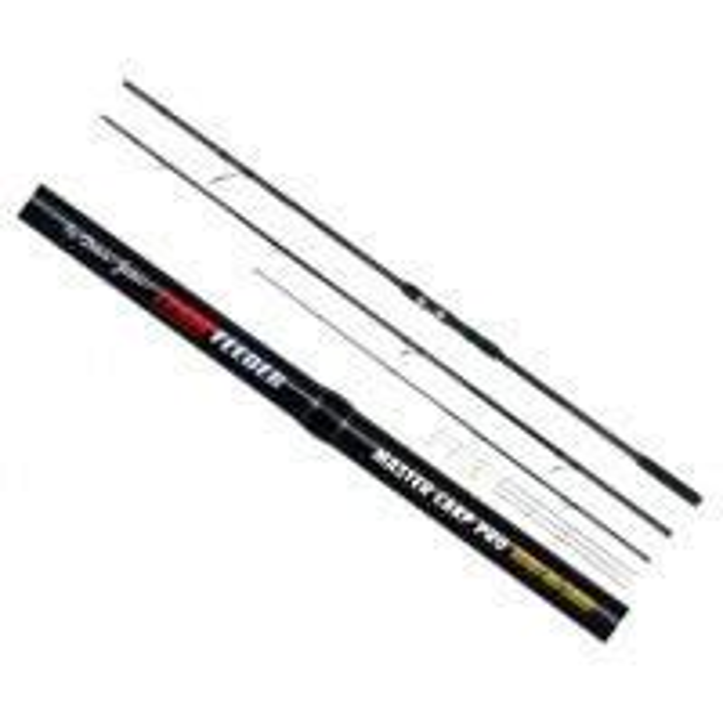 Lanseta Team Feeder Master Carp Pro LC by Dome Gabor, 3.90m, 50-170g, 3+3buc