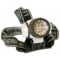 Lanterna de Cap Arcas Headlight, 19 LED-uri