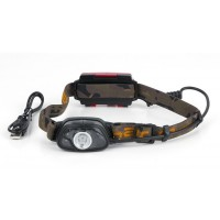 Lanterna de Cap FOX Halo® MS300C Headtorch + Acumulator, 300 Lumeni