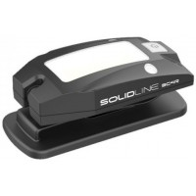 Lanterna Reincarcabila cu Clips Molle Led Lenser SolidLine SC4R, 200 Lumeni