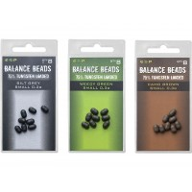 Lesturi ESP Tungsten Loaded Balanced Beads, Small, 0.3g, 8buc/plic