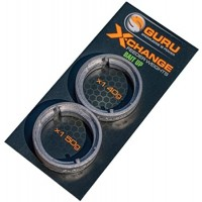 Lesturi Interschimbabile Guru X-Change Bait-up Heavy Spare Pack, 2bucblister