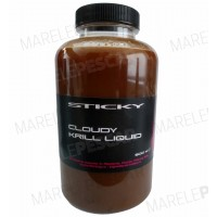 Lichid Atractant Sticky Baits Cloudy Krill Liquid, 500ml