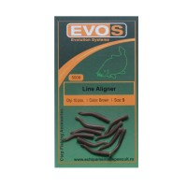 Line Aligner Evos Short Shank Brown 10buc/plic