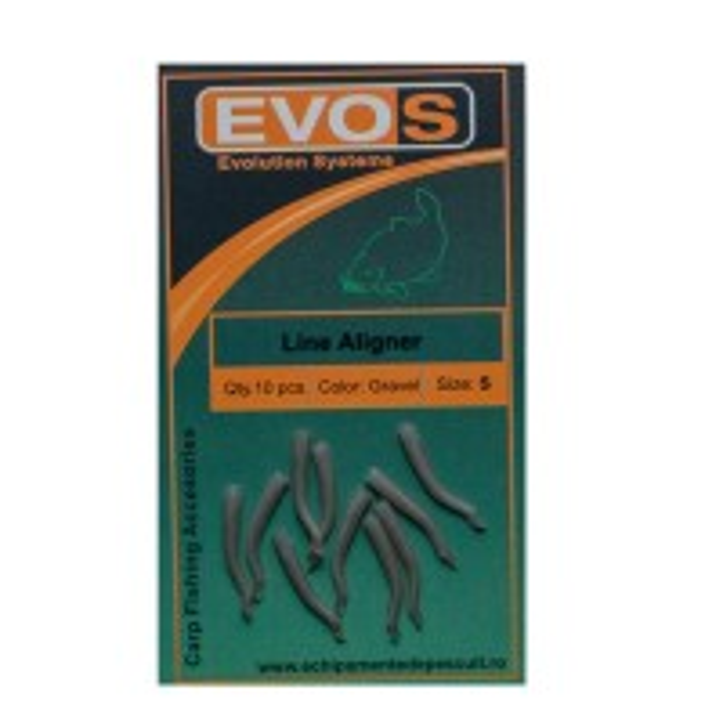 Line Aligner Evos Short Shank Gravel 10buc/plic