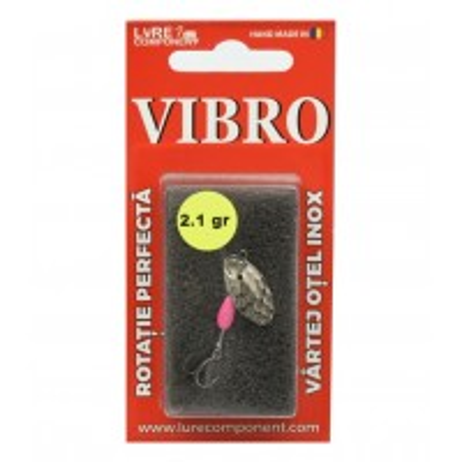 Lingurita Rotativa Lure Component Vibro, NHRF, 2.1g