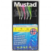 Taparine Mustad Multicolour Flash, 5buc/plic
