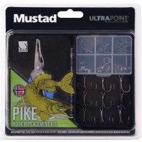 Combo Cleste Multifunctional + Accesorii Mustad Hook Replacement Pike