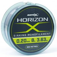 Fir Monofilament Matrix Horizon X Sinking Mono, 300m